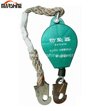 Wire Rope Falling Protector Safety Catcher